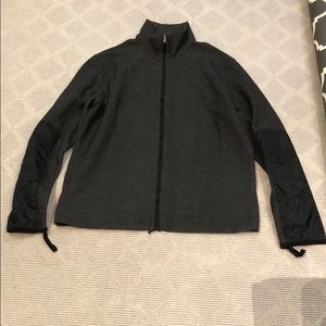 PRADA SPORT FLEECE JACKET